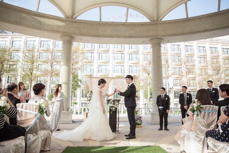 紀漢&渃琁-義大皇家酒店