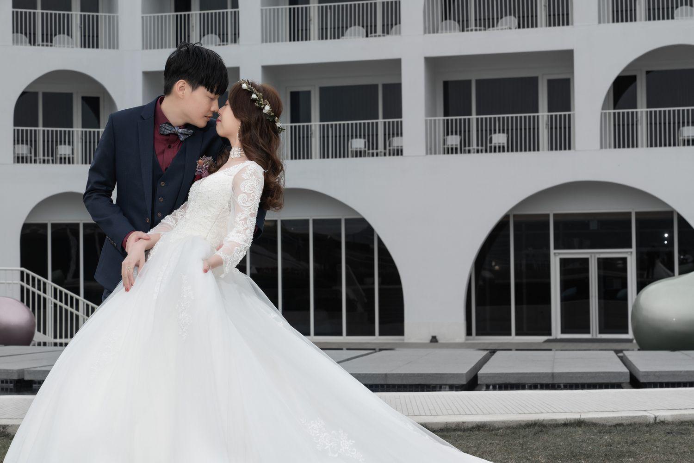 台北婚攝-淡水將捷金鬱金香酒店